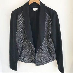LOU & GREY | Sweatshirt Jacket Size L